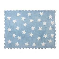 Tapis Etoile Bleu Ciel tapis enfant bleu ciel 233 toil 233 achat vente tapis