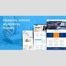 Financial Service Wordpress Themes For Financial
