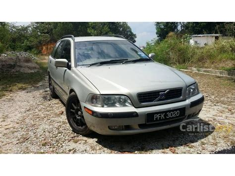 Volvo V40 2001 by Volvo V40 2001 Lpt 1 9 In Selangor Automatic Wagon Beige