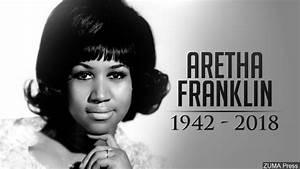ARETHA FRANKLIN DIED | Roma e Toska