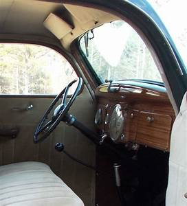 1936 Plymouth P2 Four Door Touring Sedan