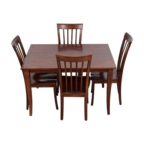 78 off wood dining set tables