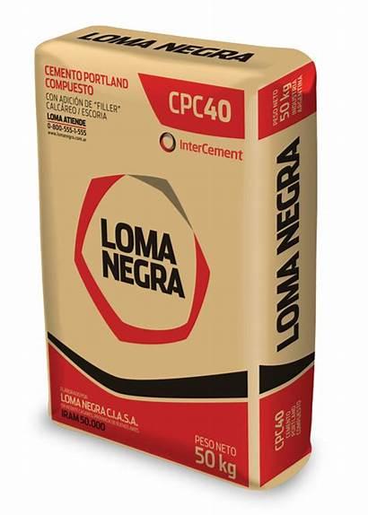 Cement Portland Loma Negra Compound