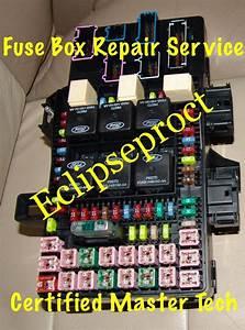 2003 Navigator Fuse Box Repair Service