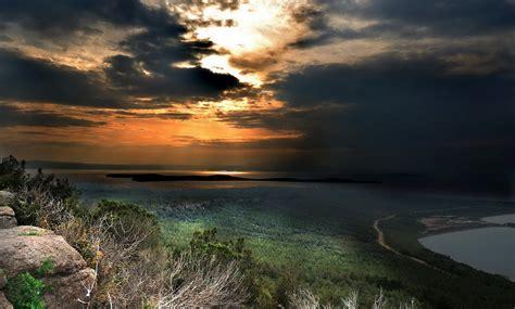 Free Desktop Image by Trees Stones Desktop Images Lake Nature Free Display