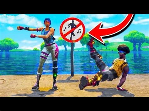 secret banned dance locations  fortnite battle