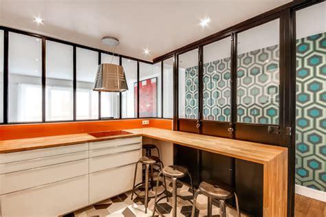 fermer une cuisine ouverte 10 idées pour aménager sa cuisine avec une verrière