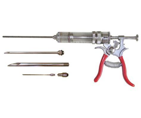 spitjack magnum meat injector gun barbecuebiblecom
