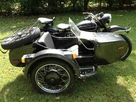 Bmw With Sidecar by Vintage Ural Tourist With Sidecar Bmw Clone