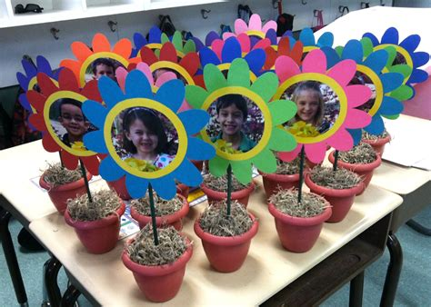 spring crafts flower pot picturesgreat gifts
