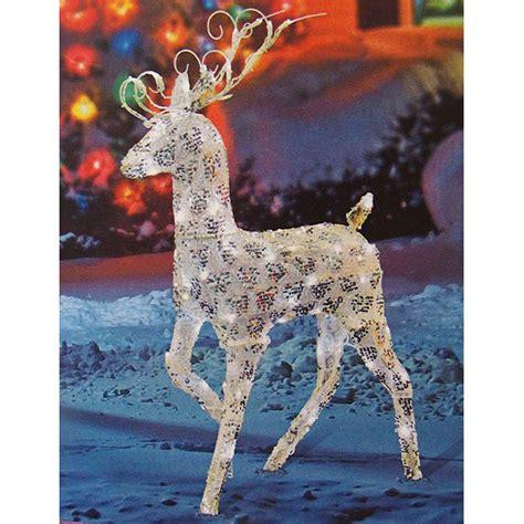 outdoor reindeer decorations outdoor reindeer doliquid