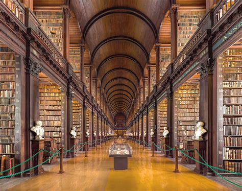 Visiting Trinity College: The Long Room & The Book Of Kells