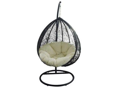 jaavan egg chair with stand ja 123