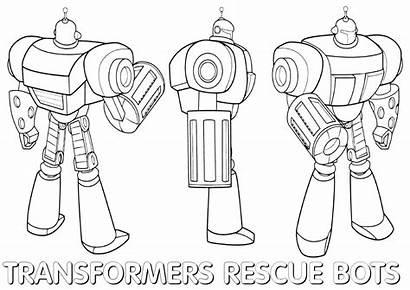 Rescue Coloring Bots Rescuebots