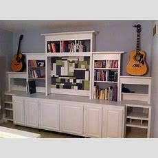 Ana White  Wall Unit  Diy Projects