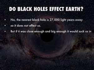 Black Holes by Joe Sullivan