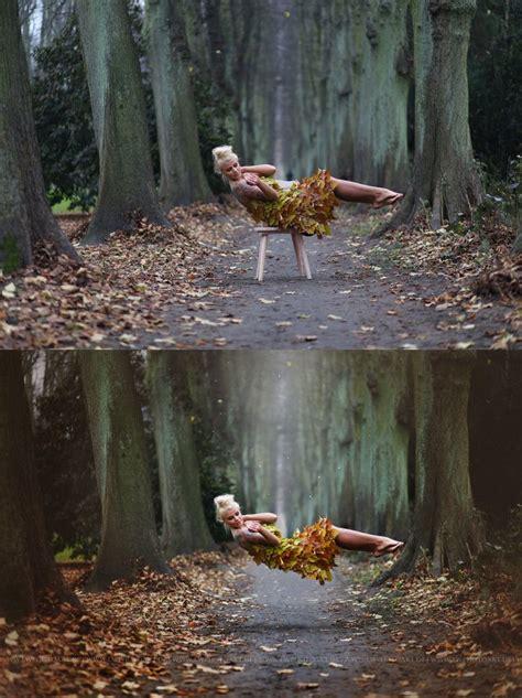 vorher levitation photography photomontage photoshop