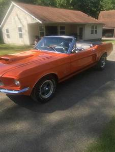 1967 Ford Mustang convertible 3spd automatic 5.0 For Sale - MustangCarPlace