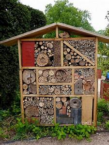Nichoir A Insecte : fabriquer un h tel insectes dans son jardin ~ Premium-room.com Idées de Décoration