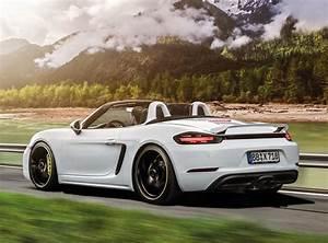 Porsche Boxter S : preview techart porsche 718 boxster ~ Medecine-chirurgie-esthetiques.com Avis de Voitures