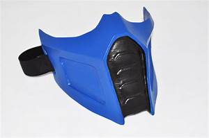 Sub Zero Mask From MK Cosplay Or Airsoft Mask Costumes