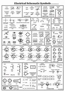 Electrical Schematic Symbols  With Images