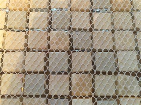 Walnut Glass Mosaic Tile Strip » Blog Archive » Affordable