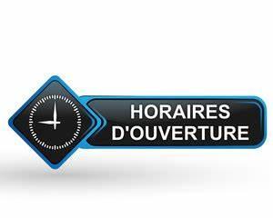Horaire D Ouverture Gifi : jours et horaires d ouverture du district district de la ~ Dailycaller-alerts.com Idées de Décoration