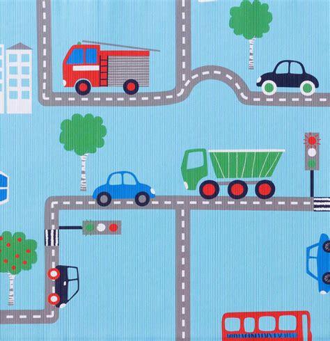 wallpaper for boys nursery kindertapete autos boys blau 93632 1