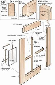 wooden window construction plans - Google Search | house ...
