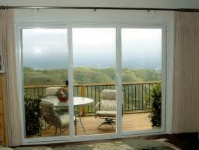 3 panel patio doors