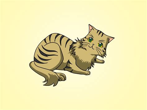 draw  manga cat  steps  pictures wikihow