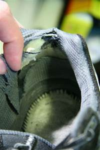 How To Repair The Heel Of Athletic Shoes