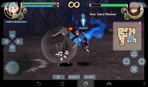 Download Game Naruto Untuk Android Dan Psp