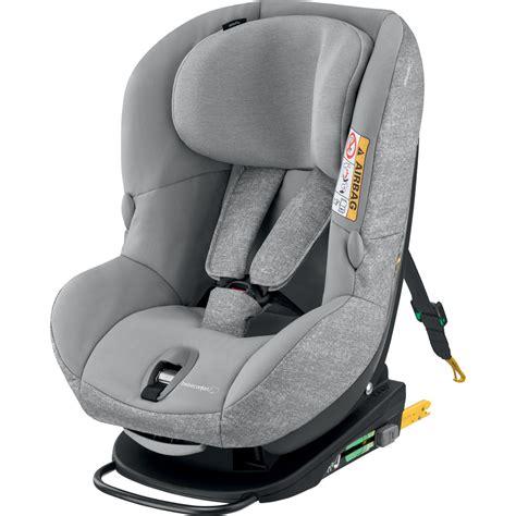 siege nomade bebe siège auto milofix nomad grey groupe 0 1 de bebe