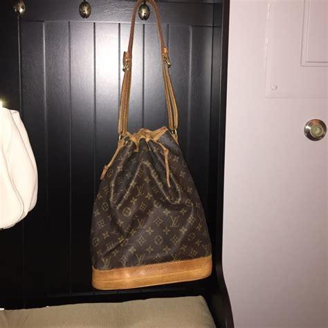 louis vuitton handbags vintage monogram noe large louis vuitton bag  abbys closet