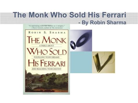 the monk who sold his the monk who sold his a book review 2007