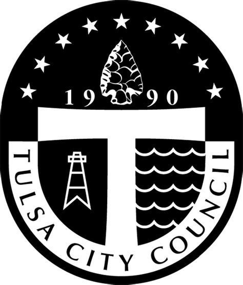 graphic design tulsa tulsa city council free vector in encapsulated postscript