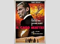 CINEMA VISIONARIES IL CASO MATTEI Odeon Firenze