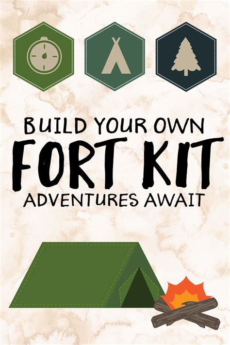 Where Can I Build And Print A Free Resume by Diy Fort Kit With A Free Printable Gift Tag Our