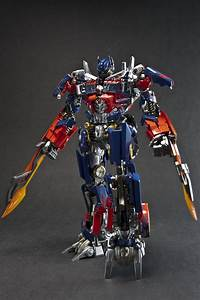 變形金剛柯博文1/35 dmk 01完全改造塗裝完成展示品(鋼彈模型代工) | Transformers prime