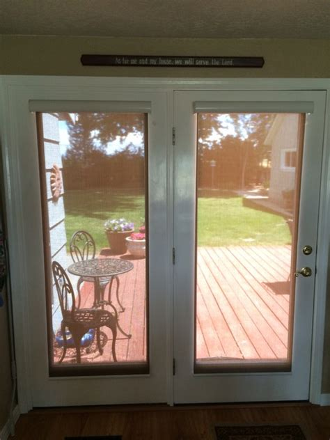 door cordless solar shades by insolroll farmhouse
