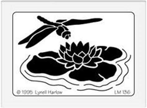 dragonfly dreamweaver template lily pad pattern use the printable outline for crafts