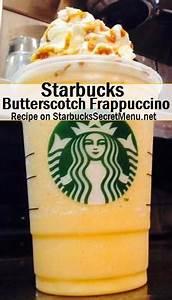 Starbucks Butterscotch Frappuccino | Starbucks Secret Menu