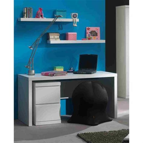 bureau 150 cm lara bureau 150 cm laqué blanc vipack pickture