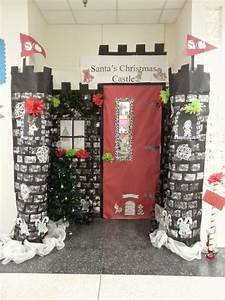 Decorate, Our, Classroom, Door, To, Represent, The, Holiday, Season, We, Chose, U2026