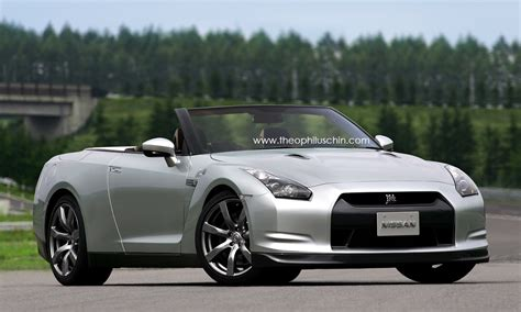 Nissan Livina 4k Wallpapers by Photoshopped Nissan Gt R Convertible