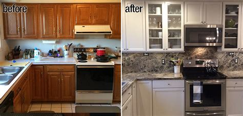 Kitchen Before And After by Kitchen Design Before After Kitchen Bath Design