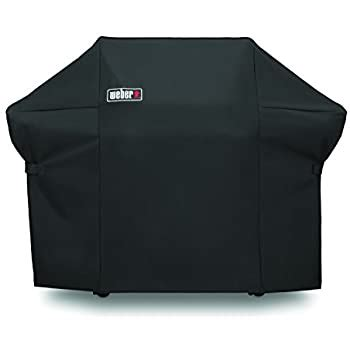 Amazon.com : Weber 7108 Grill Cover with Storage Bag for