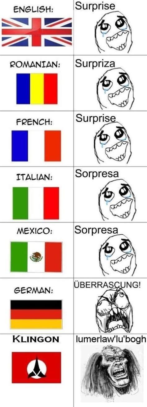 Different Languages Meme - 2014 meme german language